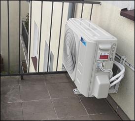 Klimatyzacja w bloku